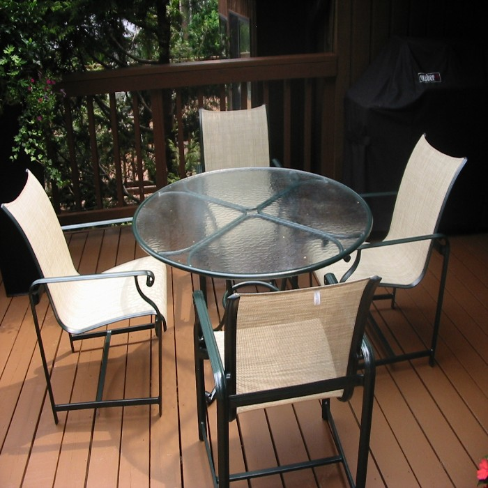 Patio Chair Fabric Repair: Outdoor Sling Furniture
